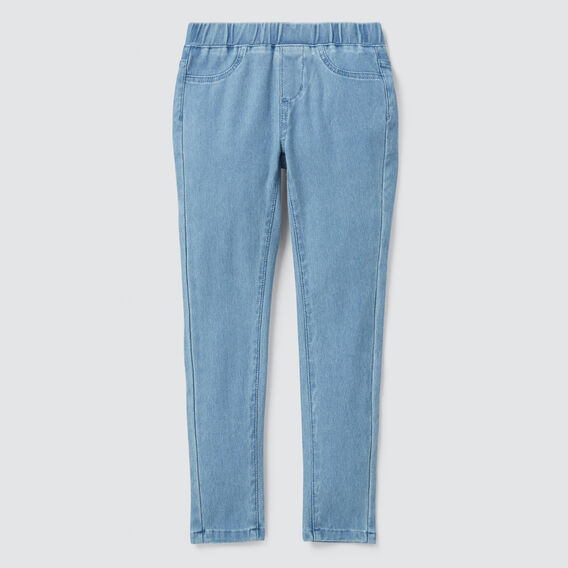 Basic Jegging  LIGHT BLUE WASH  hi-res