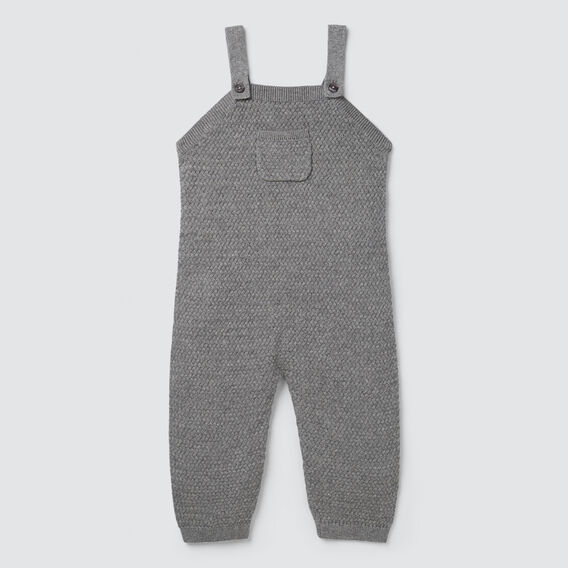 Knit Overall  SLATE MARLE  hi-res