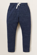Space Dye Trackpant  NAVY SPACE DYE  hi-res