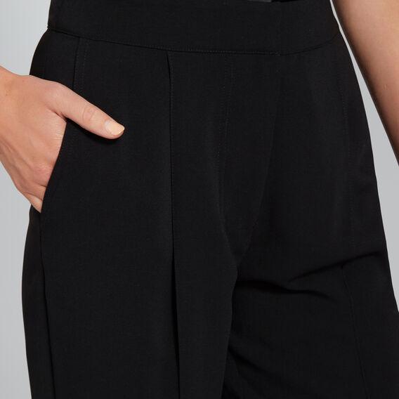 Front Seam Pant  BLACK  hi-res