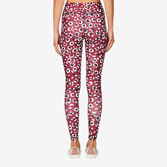 Cheetah Full Legging  RASPBERRY CHEETAH  hi-res