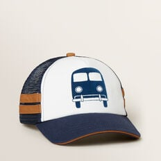 Kombi Van Cap  MIDNIGHT BLUE  hi-res