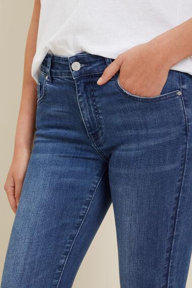 Mid-Rise Skinny Jean  MID DENIM WASH  hi-res
