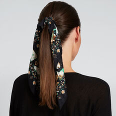 Square Neck Scarf  FLORAL  hi-res