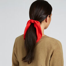 Pony Scarf  FIERY RED  hi-res