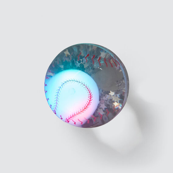LED Sports Bouncy Ball  MULTI  hi-res