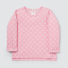 Spot Knit Tee  ICE PINK  hi-res