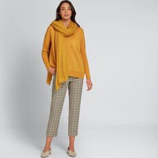 Babywool Comfy Sweater  GOLDEN MUSTARD  hi-res
