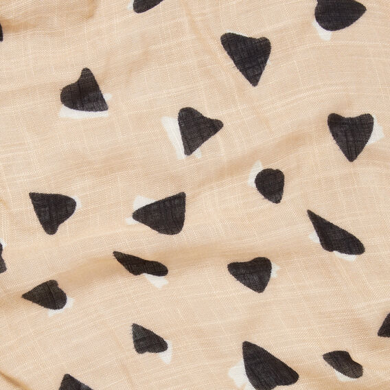 Abstract Heart Scarf  MULTI  hi-res