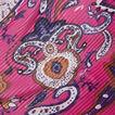 Paisley Print Scarf  FUSCHIA  hi-res
