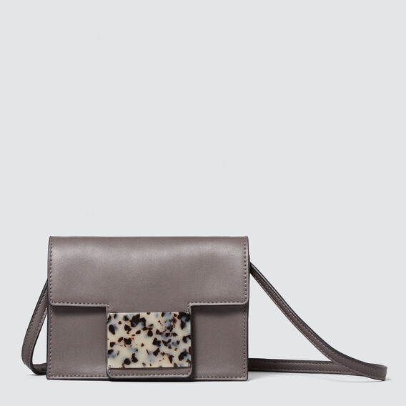 Ava Two Way Belt Bag  GREY  hi-res