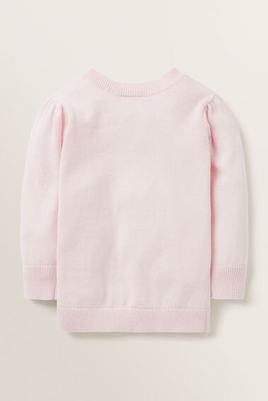Basic Cardigan  ICE PINK  hi-res