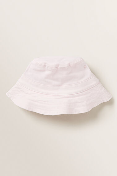 Bucket Hat  ICE PINK  hi-res
