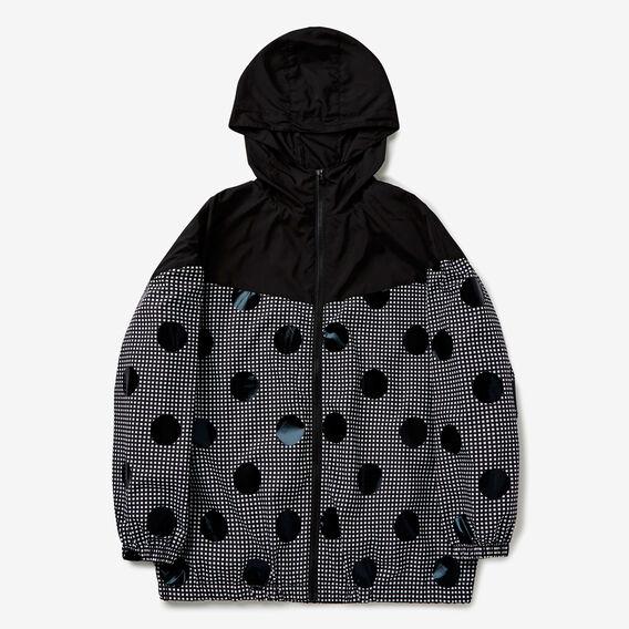 Spot Spray Jacket  BLACK  hi-res