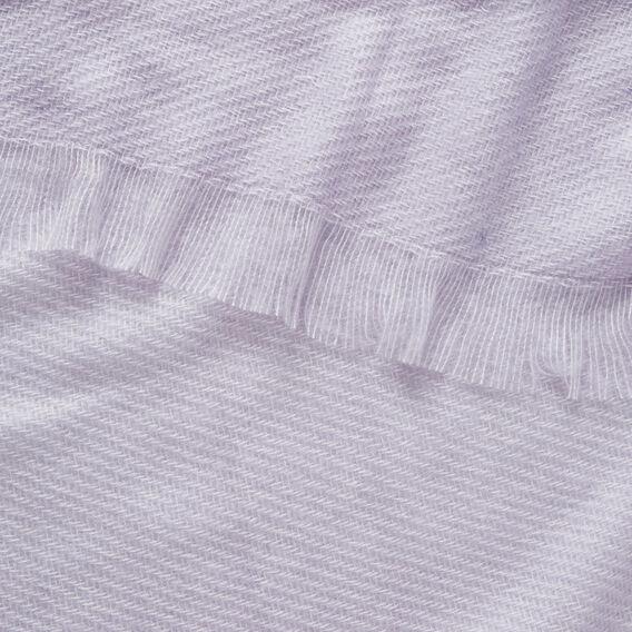 Simple Weave Scarf  WISTERIA  hi-res