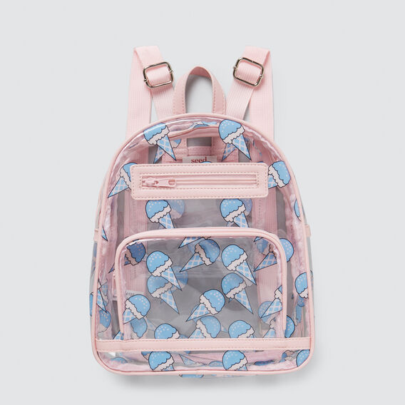 Ice Cream Backpack  MULTI  hi-res