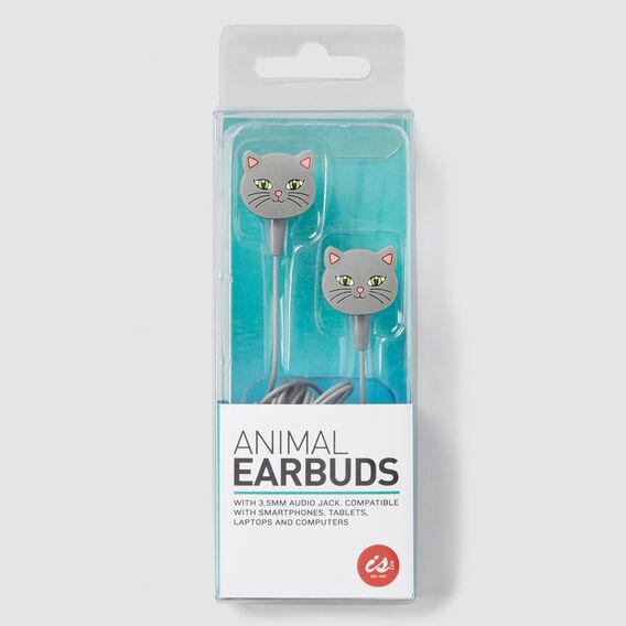Animal Ear Buds  MULTI  hi-res