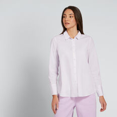 Oversized Shirt  LAVENDER  hi-res