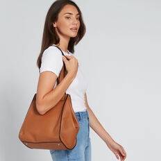 Blair Day Bag  TAN  hi-res