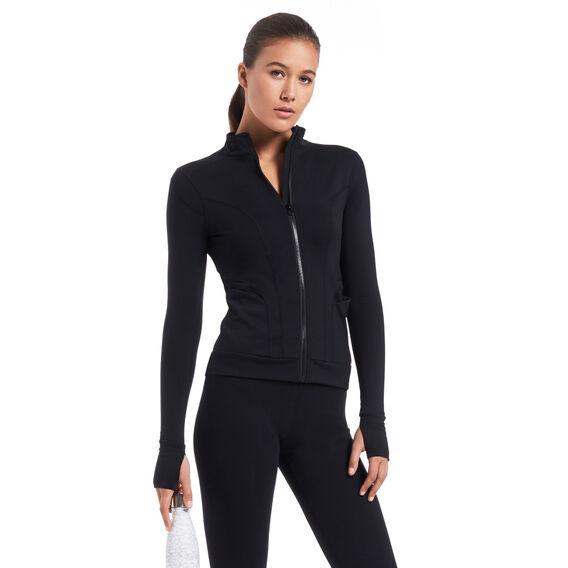 Sport Jacket  BLACK  hi-res