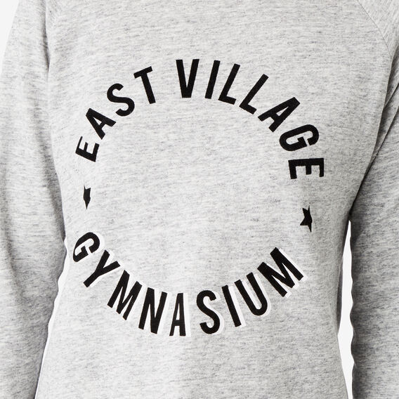 East Village Windcheater  SPECKLE GREY  hi-res