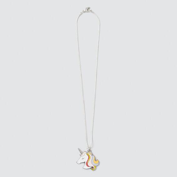 Unicorn Necklace  MULTI  hi-res