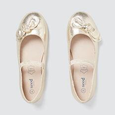 Party Ballet Flats  GOLD  hi-res