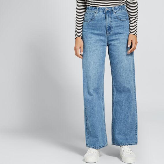 Straight Leg Jean  CLASSIC DENIM  hi-res