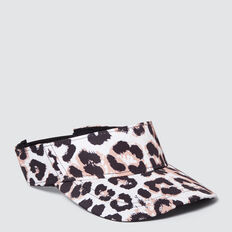 Animal Print Visor  OCELOT  hi-res