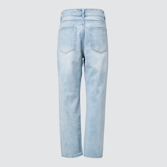 Boyfriend Jeans  LIGHT WASH  hi-res