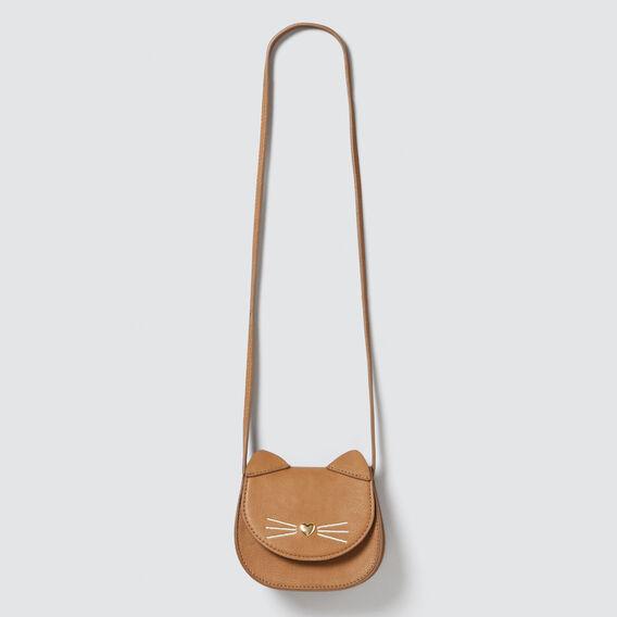 Cat Saddle Bag  DARK BISCUIT  hi-res