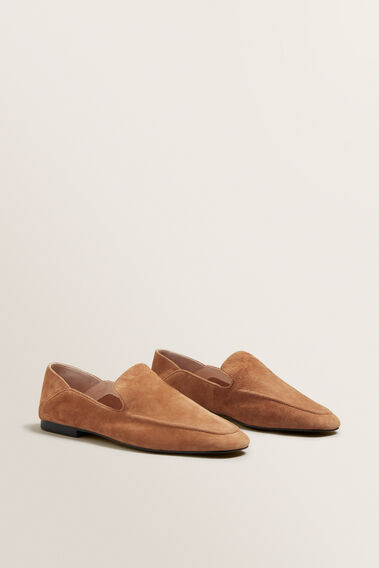Lucy Loafer  TAN  hi-res