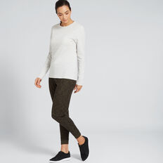 Long Sleeve Slim Basic Tee  ICY MARLE  hi-res