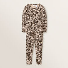 Ocelot Long Sleeve Pyjamas  OCELOT  hi-res