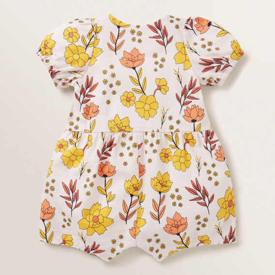 Floral Playsuit  MULTI  hi-res