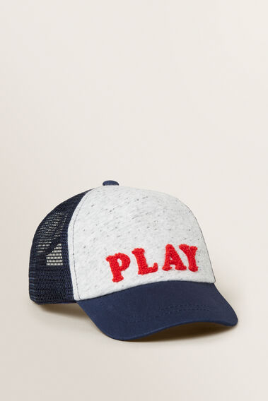 Play Cap  MIDNIGHT BLUE  hi-res