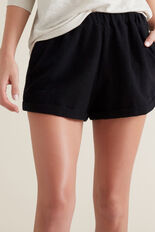 Casual Shorts  BLACK  hi-res