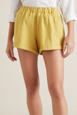 Casual Shorts  DUSTY MARIGOLD  hi-res