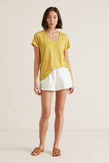 Casual Shorts  CLOUD CREAM  hi-res