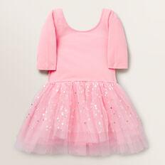 Star Tutu Dress  CORAL PINK  hi-res