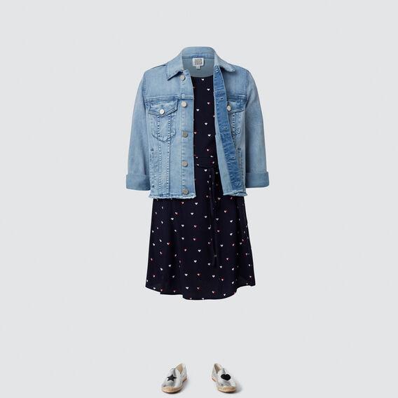Tea Dress  MIDNIGHT BLUE  hi-res