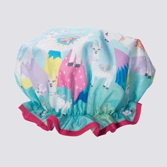 Llama Shower Cap  MULTI  hi-res