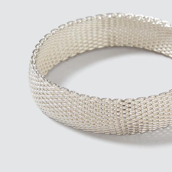 Chain Link Bracelet  SILVER  hi-res