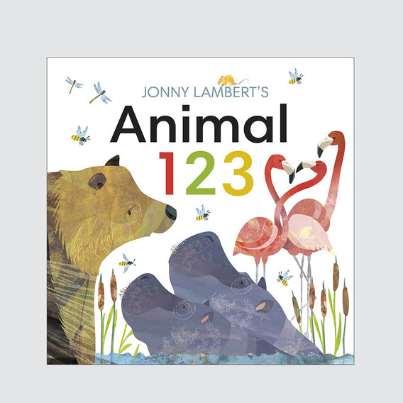 Animal 123 Book  MULTI  hi-res