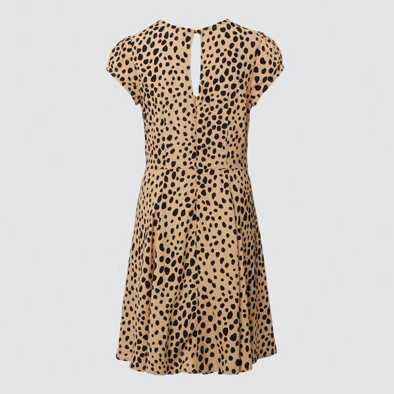 Ocelot Dress  FAWN  hi-res