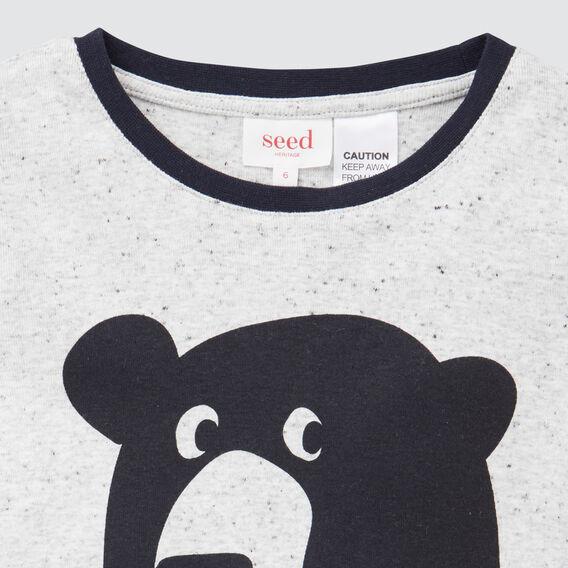 Bear Pyjamas  KHAKI  hi-res