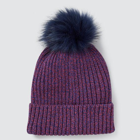 Speckle Knit Beanie  MIDNIGHT  hi-res