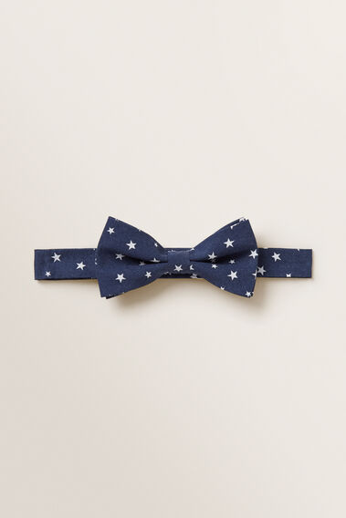 Star Bow Tie  MIDNIGHT BLUE  hi-res