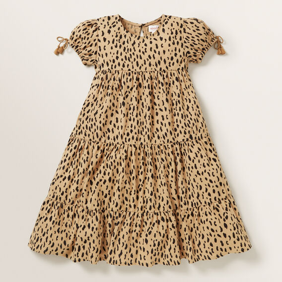 Ocelot Tiered Dress  OCELOT  hi-res