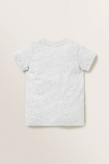 Monkey Tee  CLOUDY MARLE  hi-res